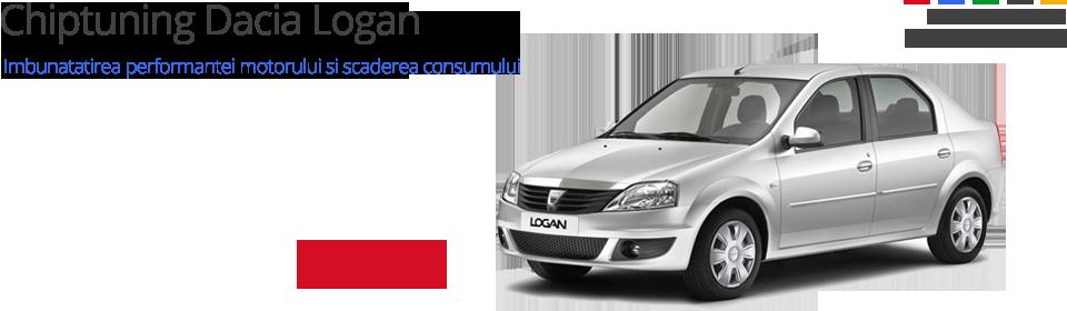 Chiptuning Dacia Logan & Duster